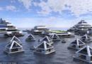 Plovoucí město budoucnosti by mělo vzniknout už v roce 2022