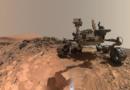 Curiosity našel na Marsu organické sloučeniny