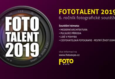 FOTOTALENT 2019 – zúčastněte se jedinečné fotografické soutěže